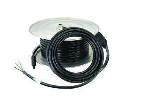 Cabluri degivrante pentru acoperis, jgheaburi si burlane